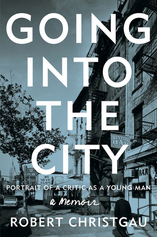 Book Launch: Going Into the City by Robert Christgau, with Jody Rosen