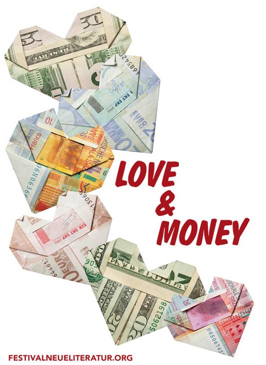 Festival Neue Literatur presents: Money Changes Everything