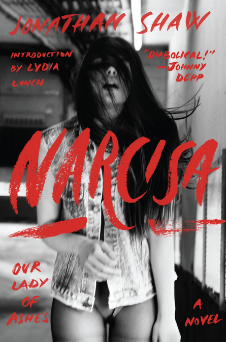 Book Launch: Narcisa: Our Lady of Ashes by Jonathan Shaw with Joe Coleman and Alessandra De Benedetti