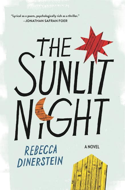 Book Launch: The Sunlit Night by Rebecca Dinerstein moderated by Darin Strauss