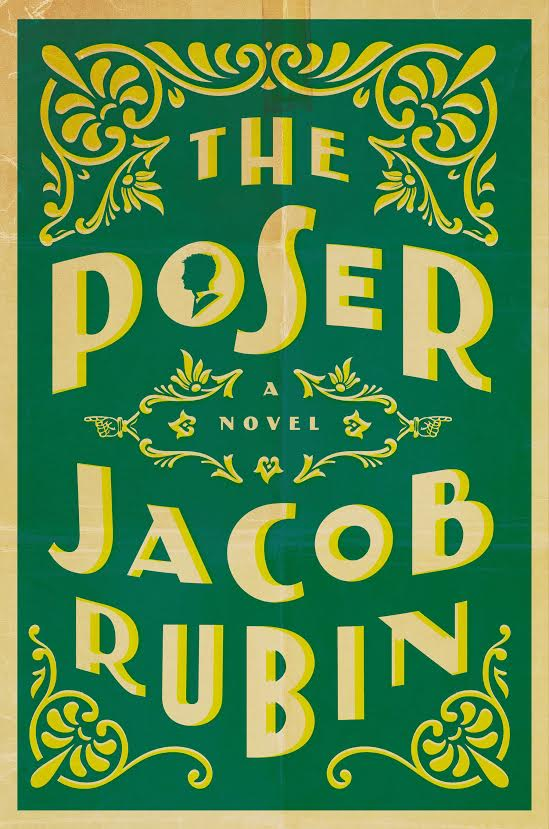 Book Launch: The Poser by Jacob Rubin with Teddy Wayne