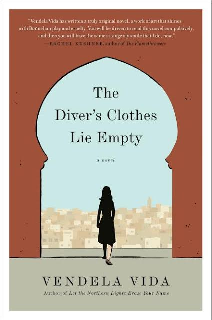 Book Launch: The Diver's Clothes Lie Empty by Vendela Vida