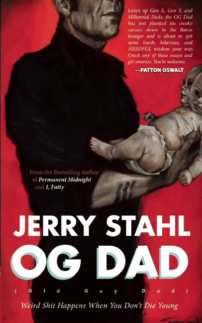 Book Launch: Old Guy Dad by Jerry Stahl in conversation with Lydia Lunch and Nicole Blackmen