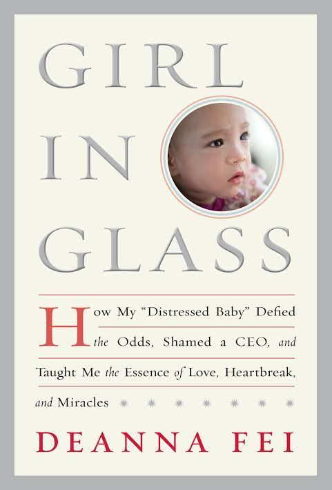 Book Launch: Girl in Glass by Deanna Fei with Susanna Schrobsdorff, Deborah C. Peel, Mia Wechsler Doron, and Robert Marion