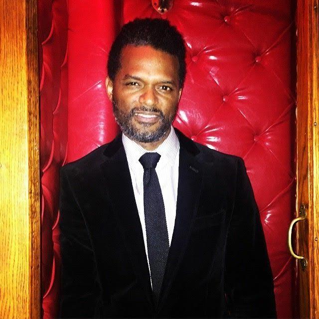 Saul Williams moderator photo