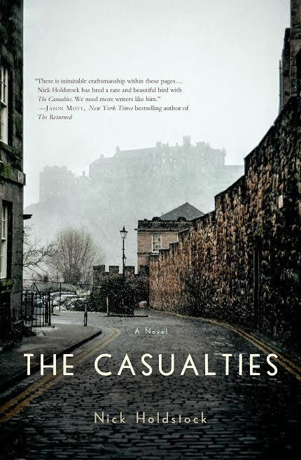 Book Launch: The Casualties by Nick Holdstock with Danniel Schoonebeek and Antonio Aiello