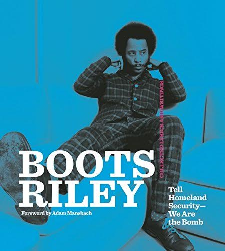 Book Launch: Boots Riley: Tell Homeland Security – We Are the Bomb by Boots Riley with Brian Jones