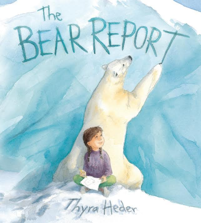 Book Launch: The Bear Report by Thyra Heder