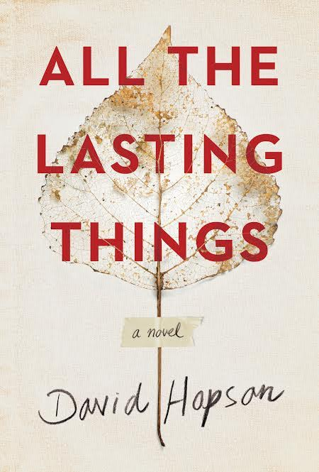 Book Launch: All the Lasting Things by David Hopson in conversation with Michael Cunningham