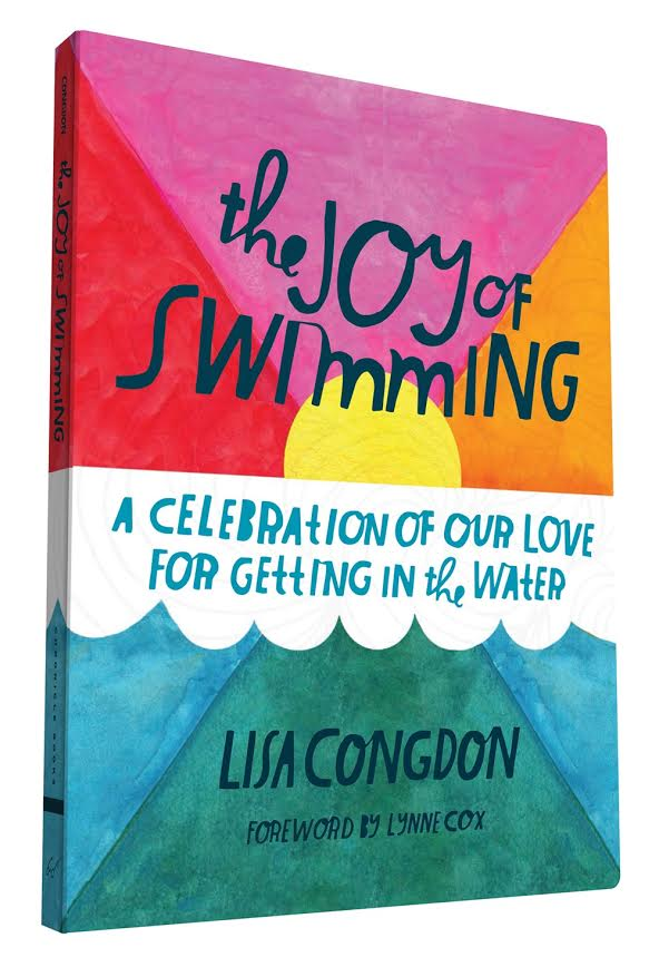 Book Launch: The Joy of Swimming by Lisa Congdon