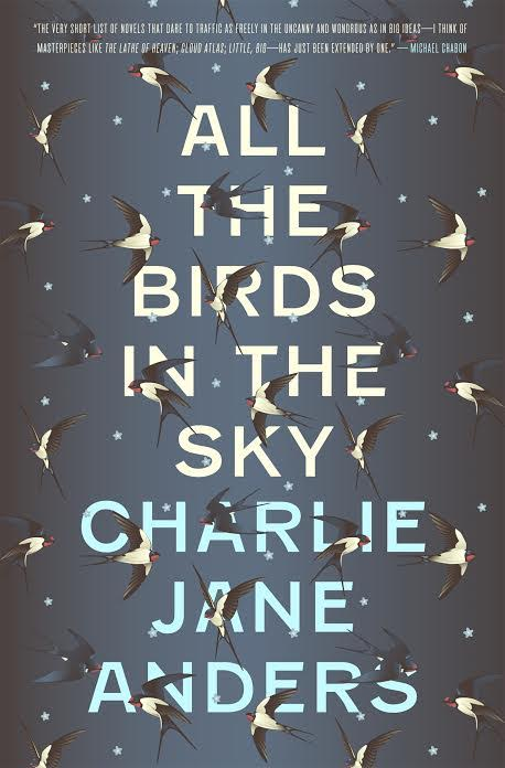 Book Launch: All the Birds in the Sky by Charlie Jane Anders