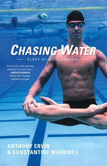 Anthony Ervin book