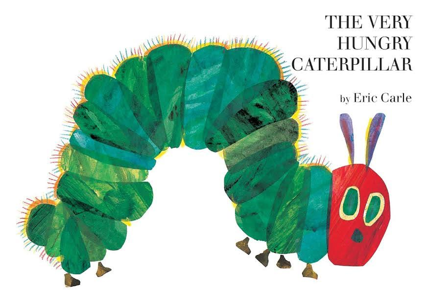 Kids Book Event: The Very Hungry Caterpillar with a special visit from The Hungry Caterpillar and puppets from the Eric Carle Live Show