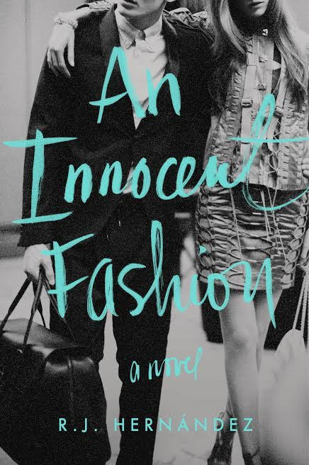 Book Launch: An Innocent Fashion  by  R.J. Hernández in conversation with Christine Reilly