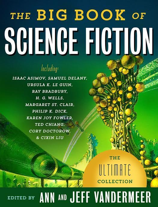 Book Launch: The Big Book of Science Fiction by Jeff and Ann Vandermeer in conversation with Isaac Fitzgerald