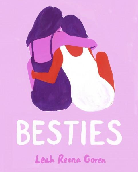 Book Launch: Besties by Leah Reena Goren in conversation with Kaye Blegvad
