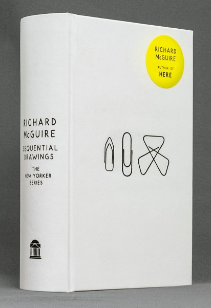 Book Launch:  Sequential Drawings by Richard McGuire in conversation with Luc Sante