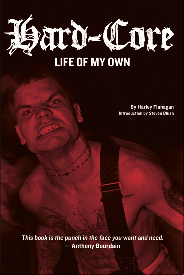 Book Launch: Hard-core: Life of My Own by Harley Flanagan in conversation with Sean Kilkenny