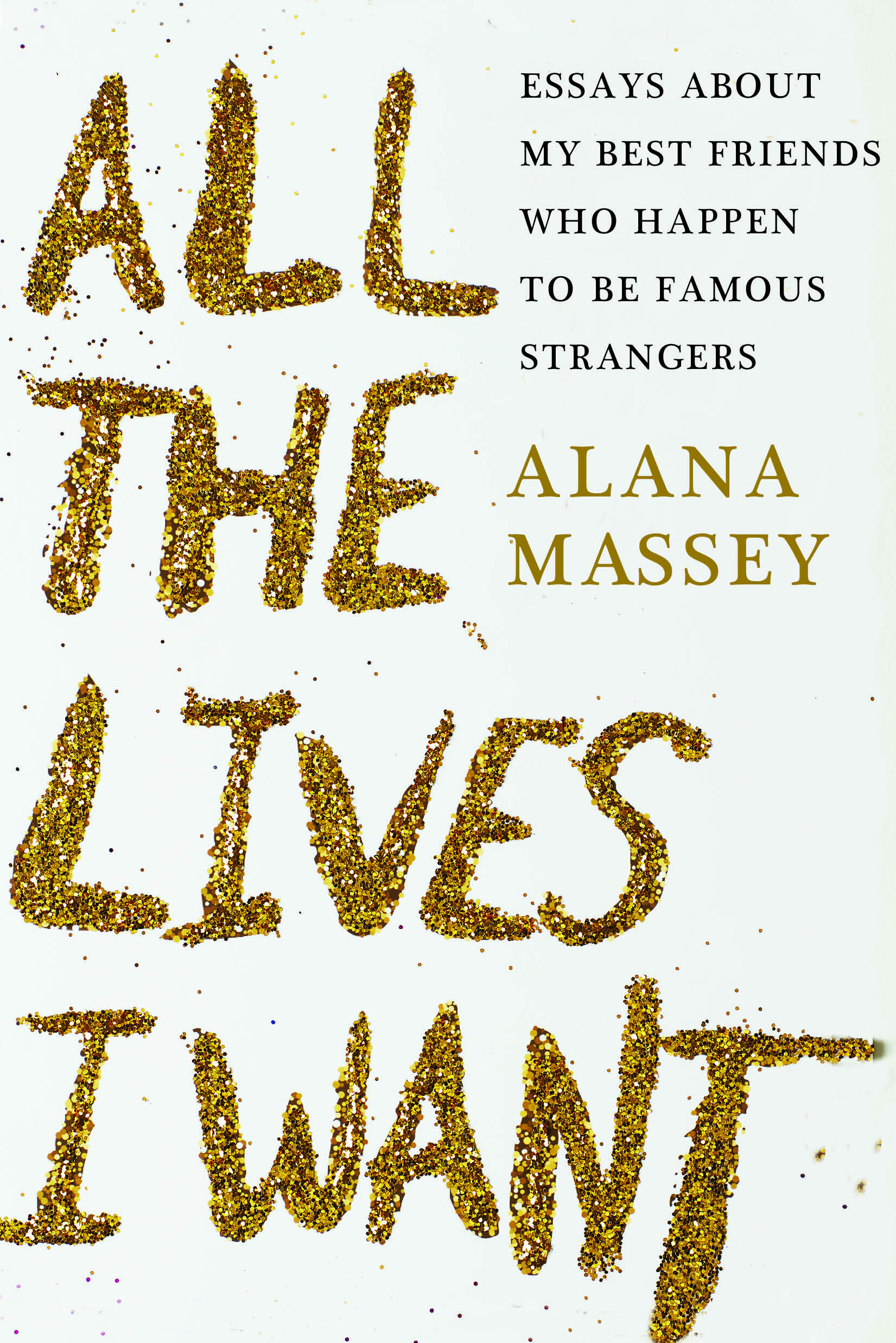 Book Launch: All the Lives I Want by Alana Massey, with Hermione Hoby