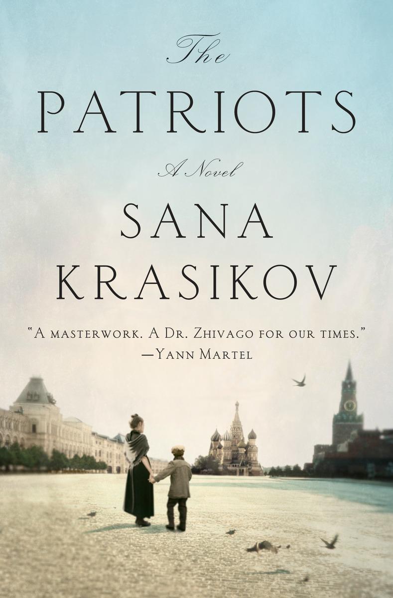 Book Launch: The Patriots by Sana Krasikov