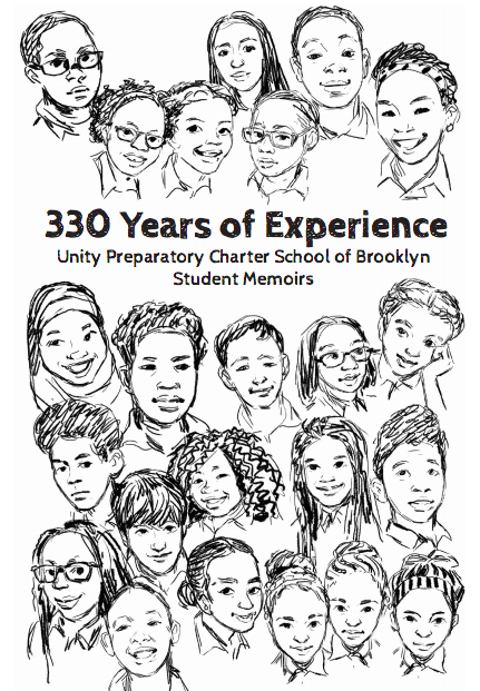 Readings from Unity Preparatory Charter's 330 Years of Experience