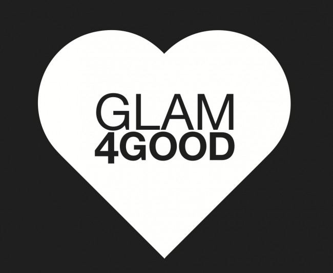 GLAM4GOOD-WHITE HEARTLOGO
