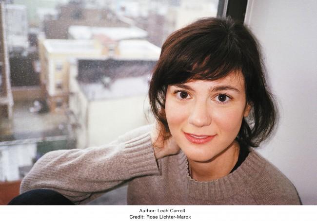 Leah Carroll credit Rose Lichter-Marck