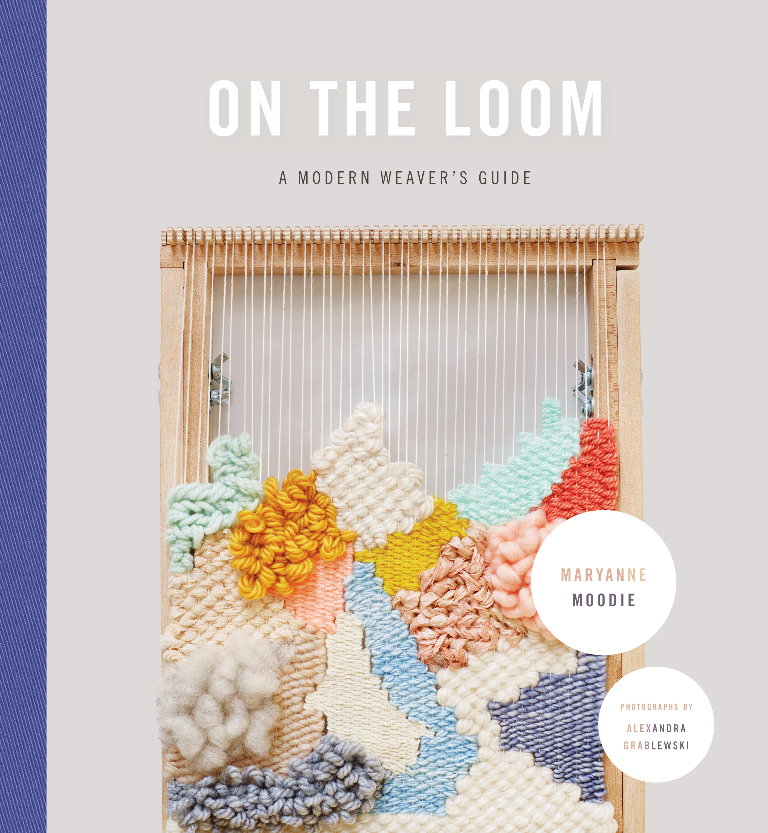 Book Launch: On the Loom by Maryanne Moodie