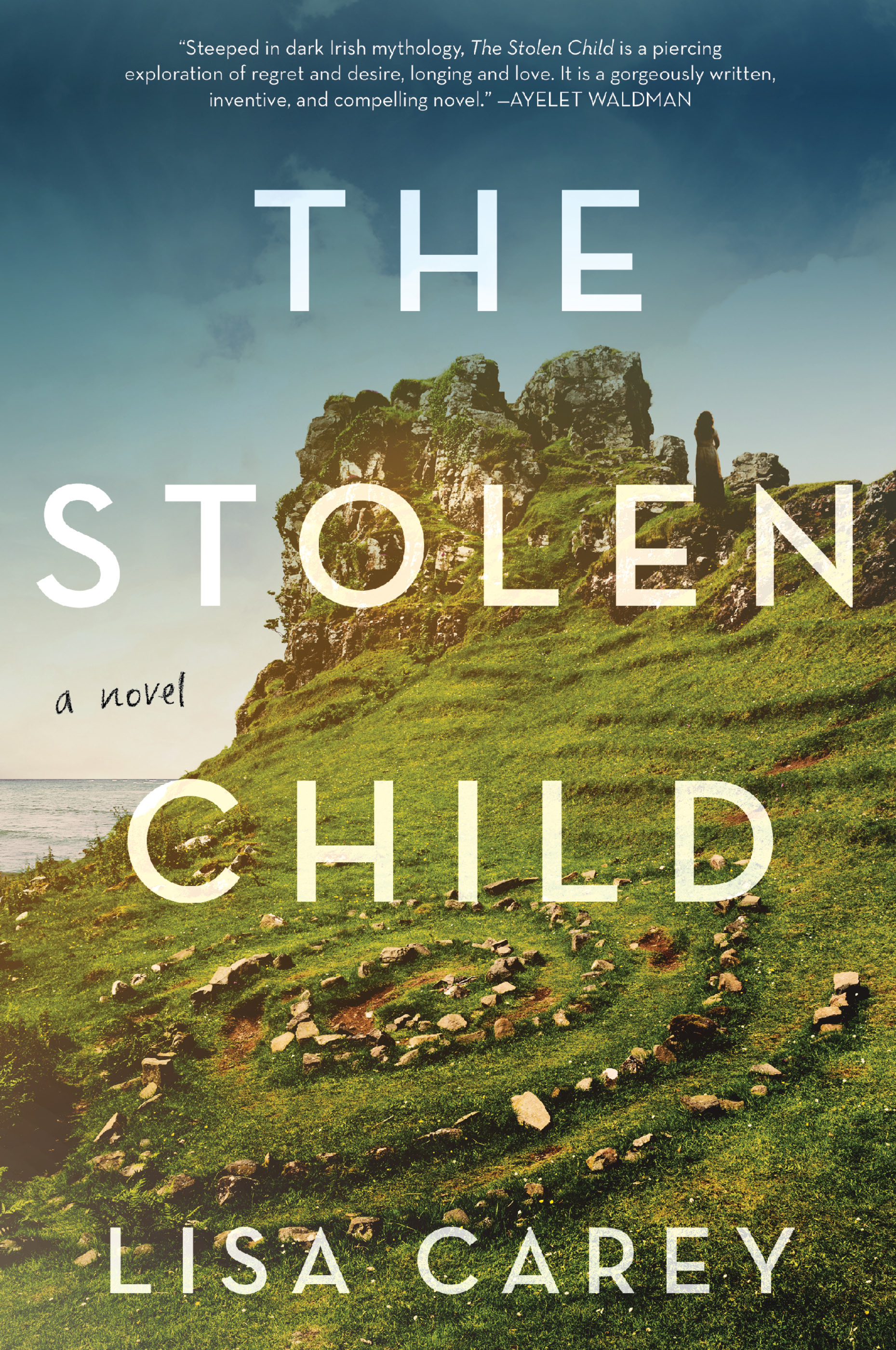 Book Launch: The Stolen Child by Lisa Carey