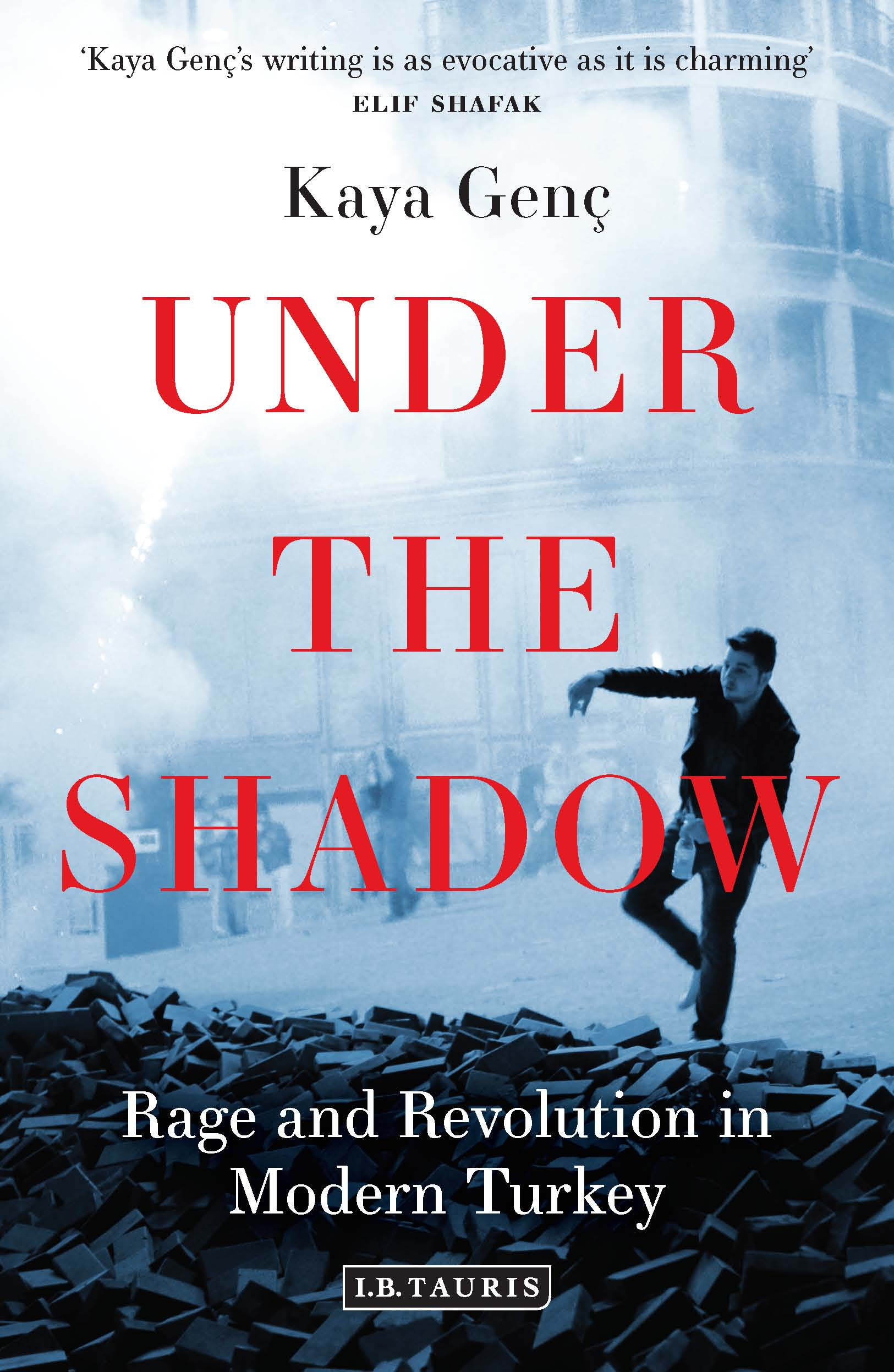 Book Launch: Under the Shadow by Kaya Genç with Molly Crabapple