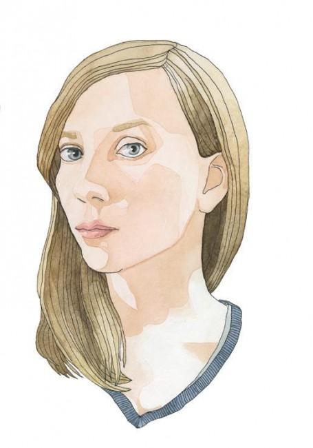 Catherine Lacey_illus portrait_CREDIT Forsyth Harmon