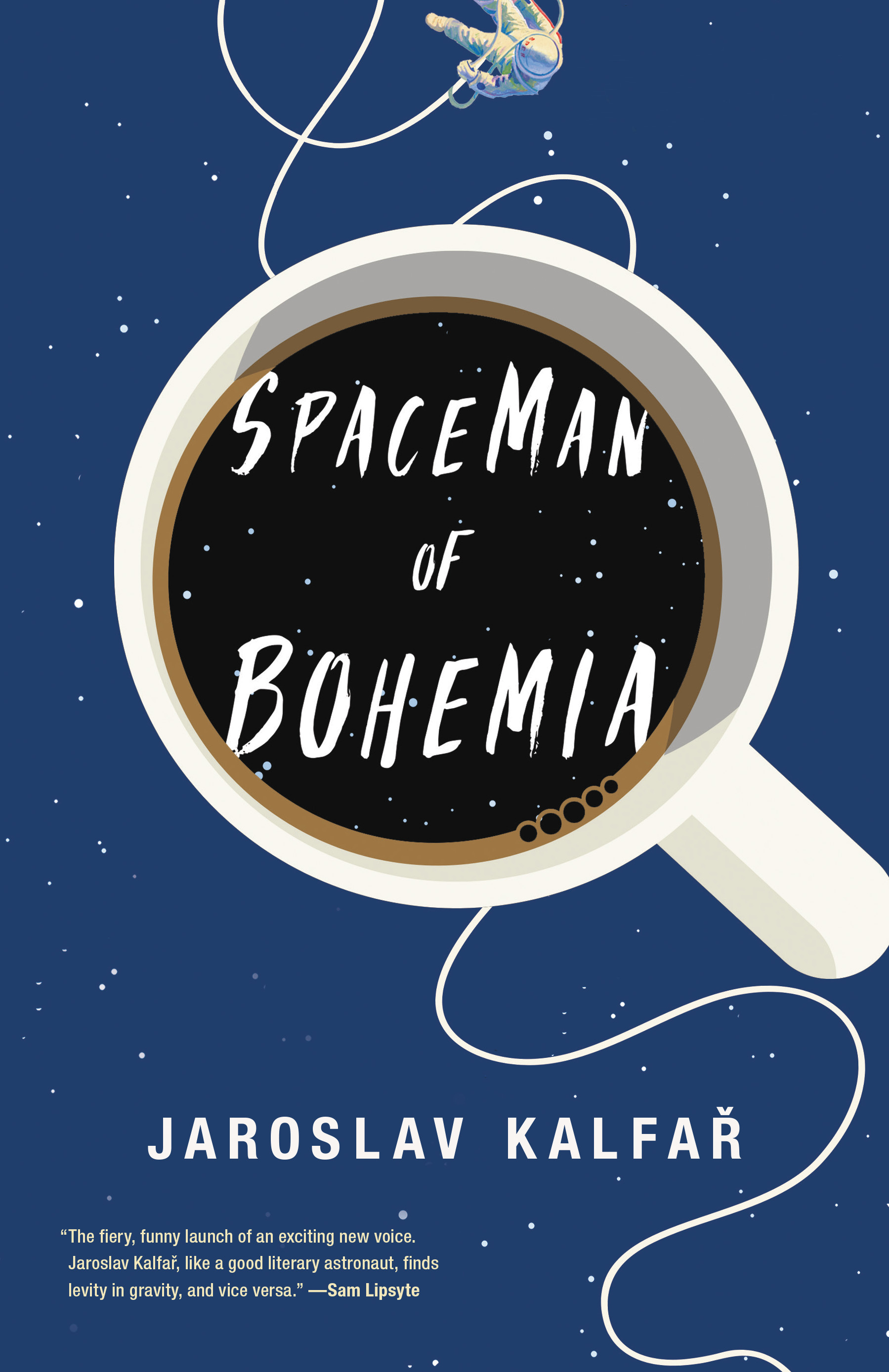 Book Launch: Spaceman of Bohemia by Jaroslav Kalfař with Ryan Britt