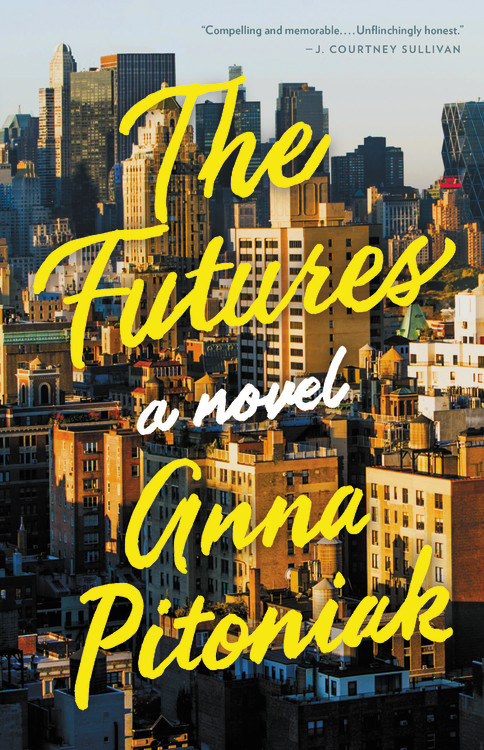 Brooklyn Book Launch: The Futures by Anna Pitoniak