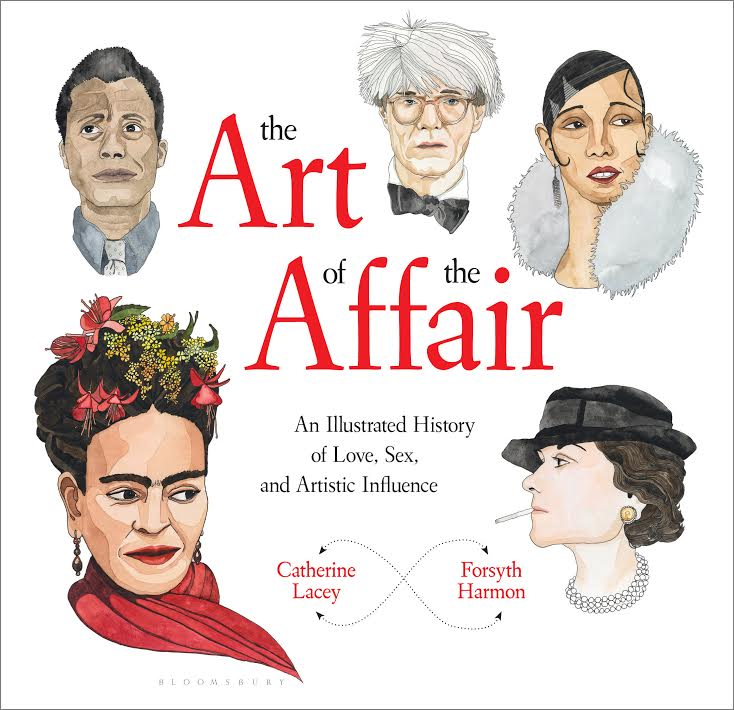 Book Launch: The Art of the Affair by Catherine Lacey and Forsyth Harmon, with special guests Andrew Durbin, Sophia Le Fraga, Amy Rose Spiegel, & Jenny Zhang!