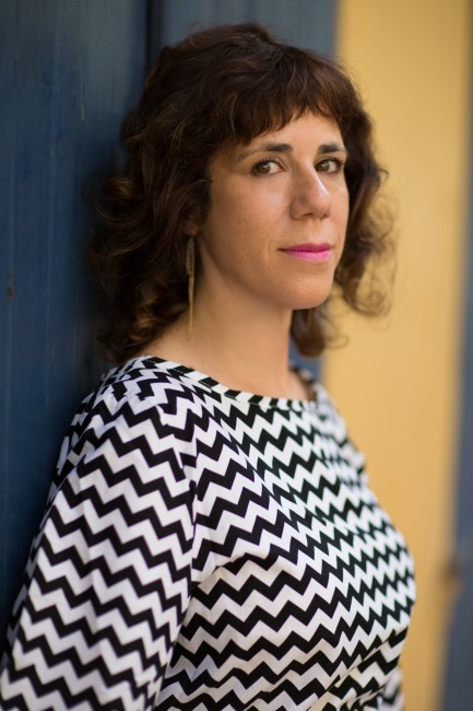 Jami Attenberg hires (c) Zack Smith Photography