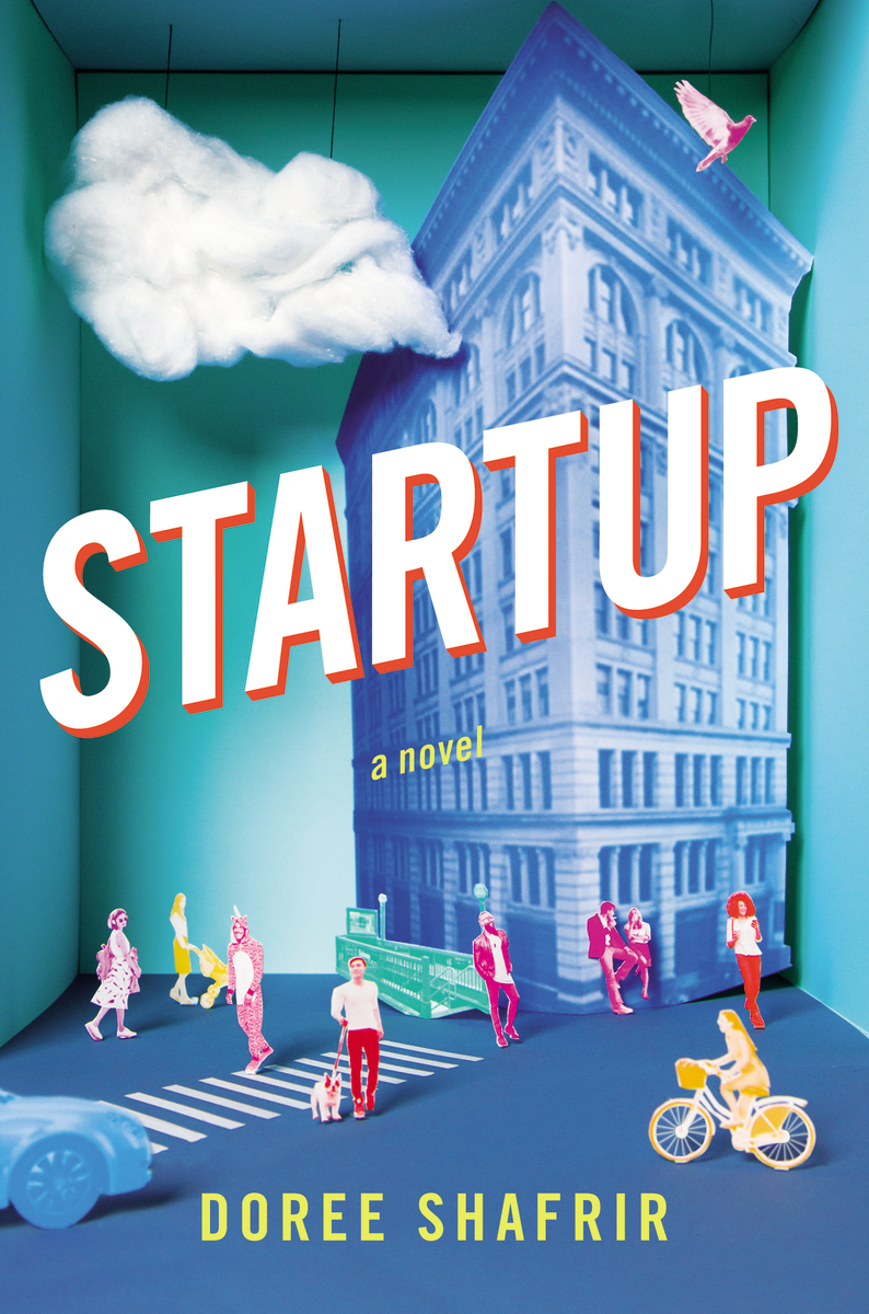 Book Launch: STARTUP by Doree Shafrir and Q&A with Isaac Fitzgerald