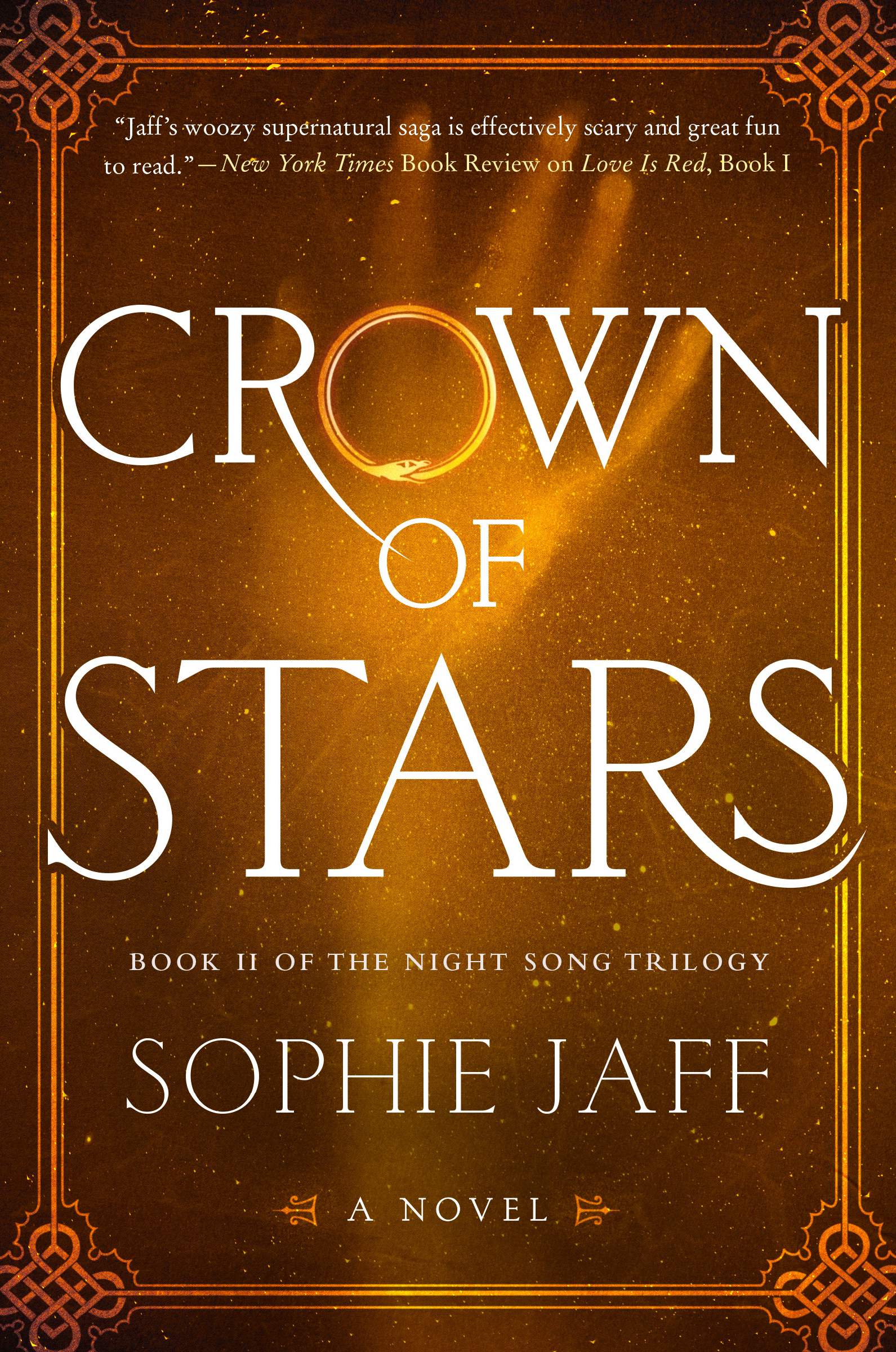 Book Launch: Crown of Stars by Sophie Jaff