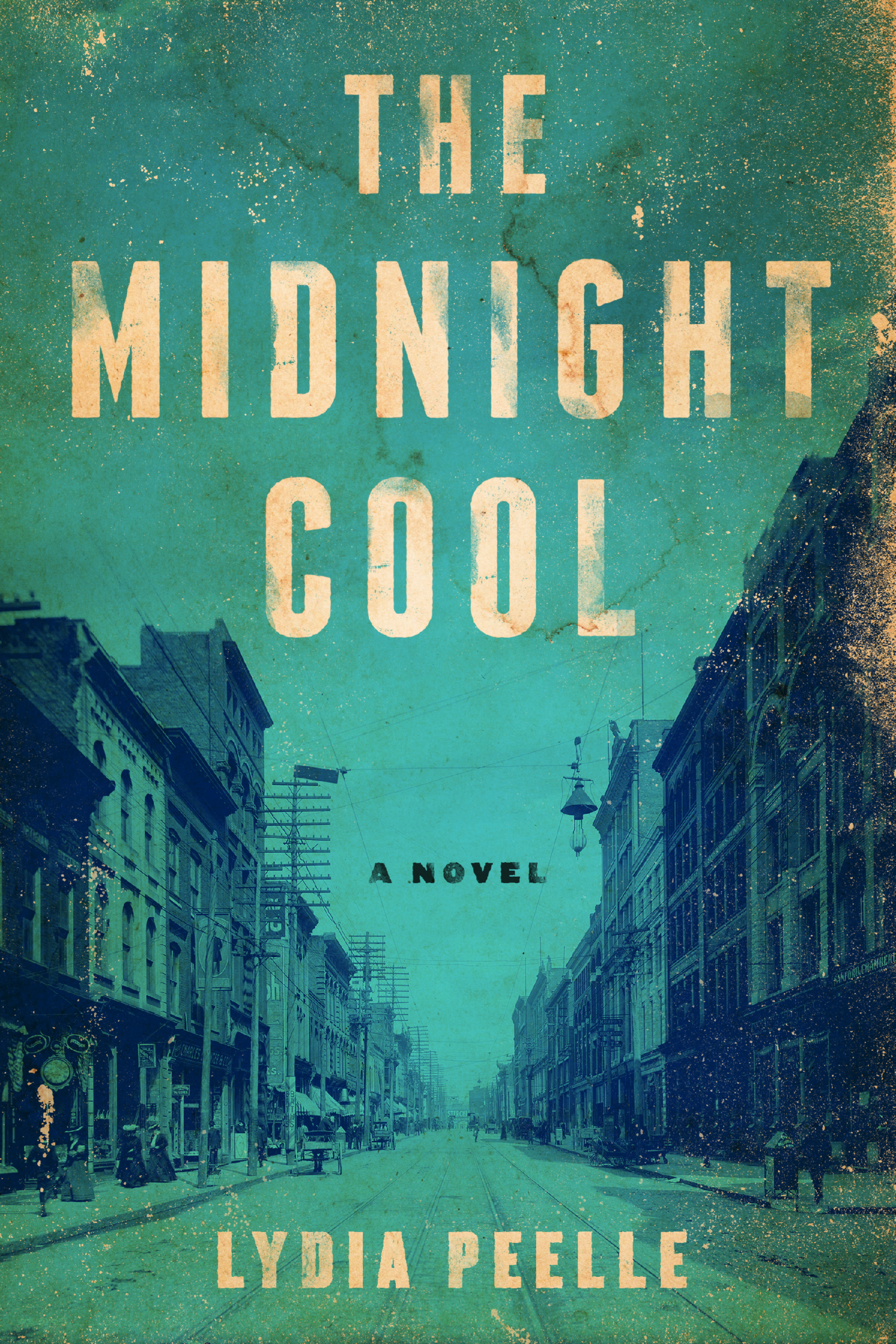 Book Launch: The Midnight Cool by Lydia Peelle, Featuring Music by Ketch Secor
