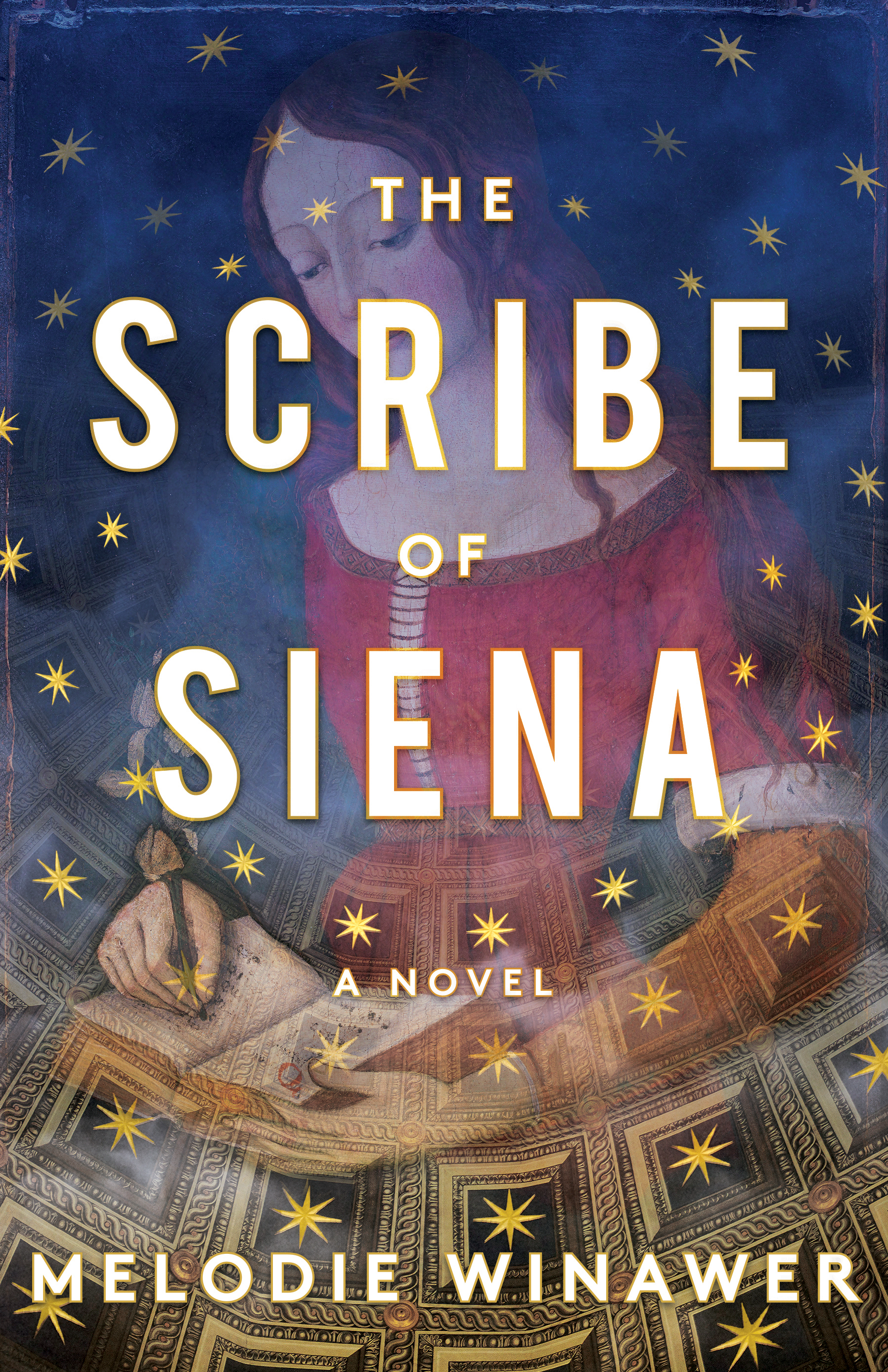 Book Launch: The Scribe of Siena by Melodie Winawer