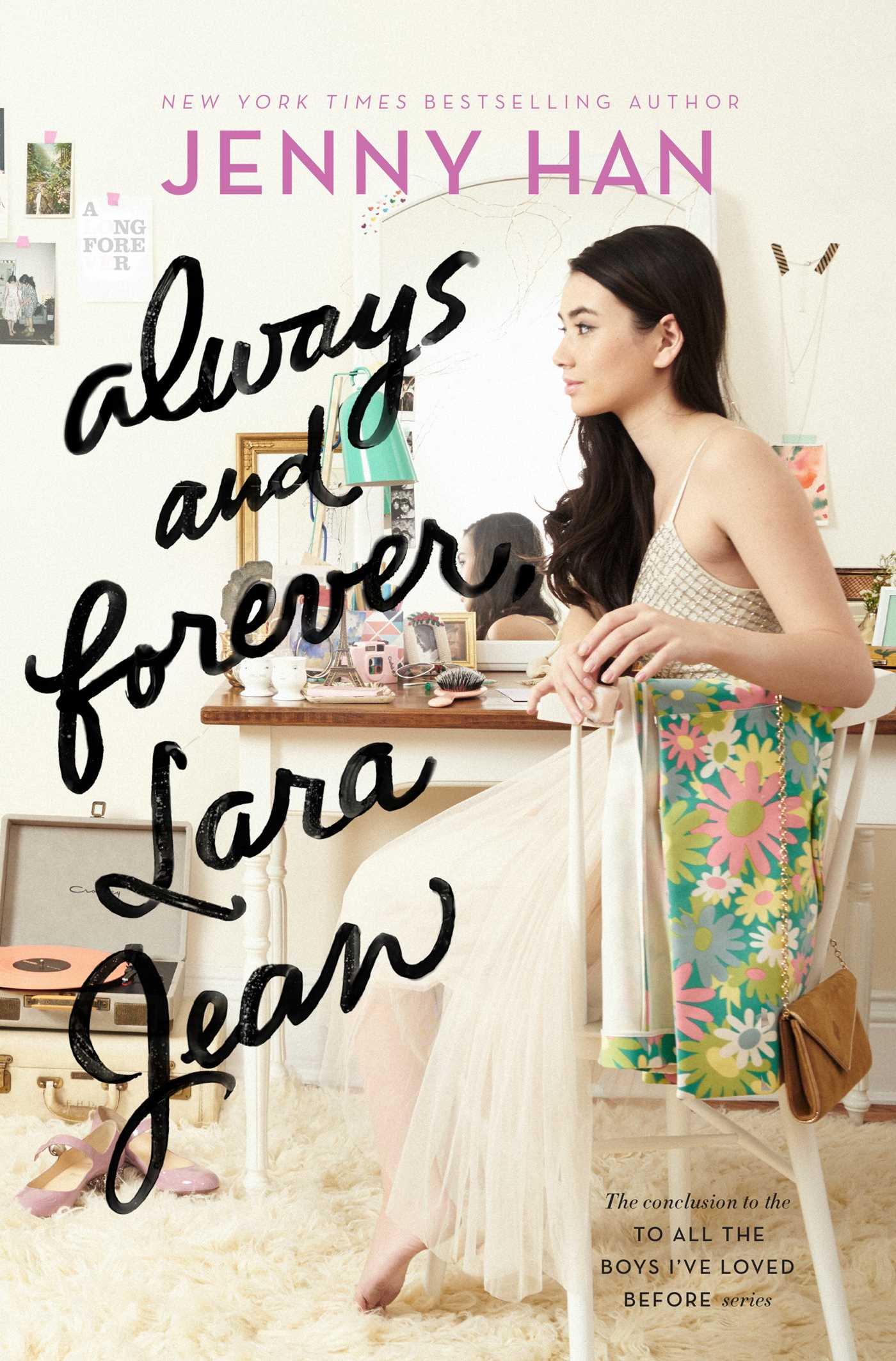 Book Launch: Always and Forever, Lara Jean by Jenny Han