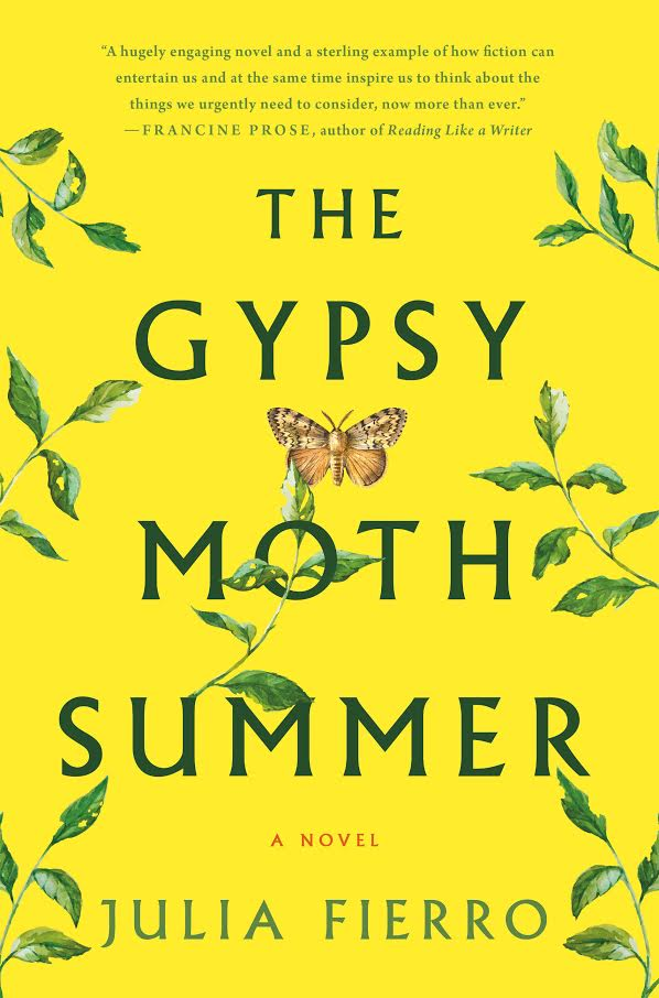 Book Launch: The Gypsy Moth Summer by Julia Fierro
