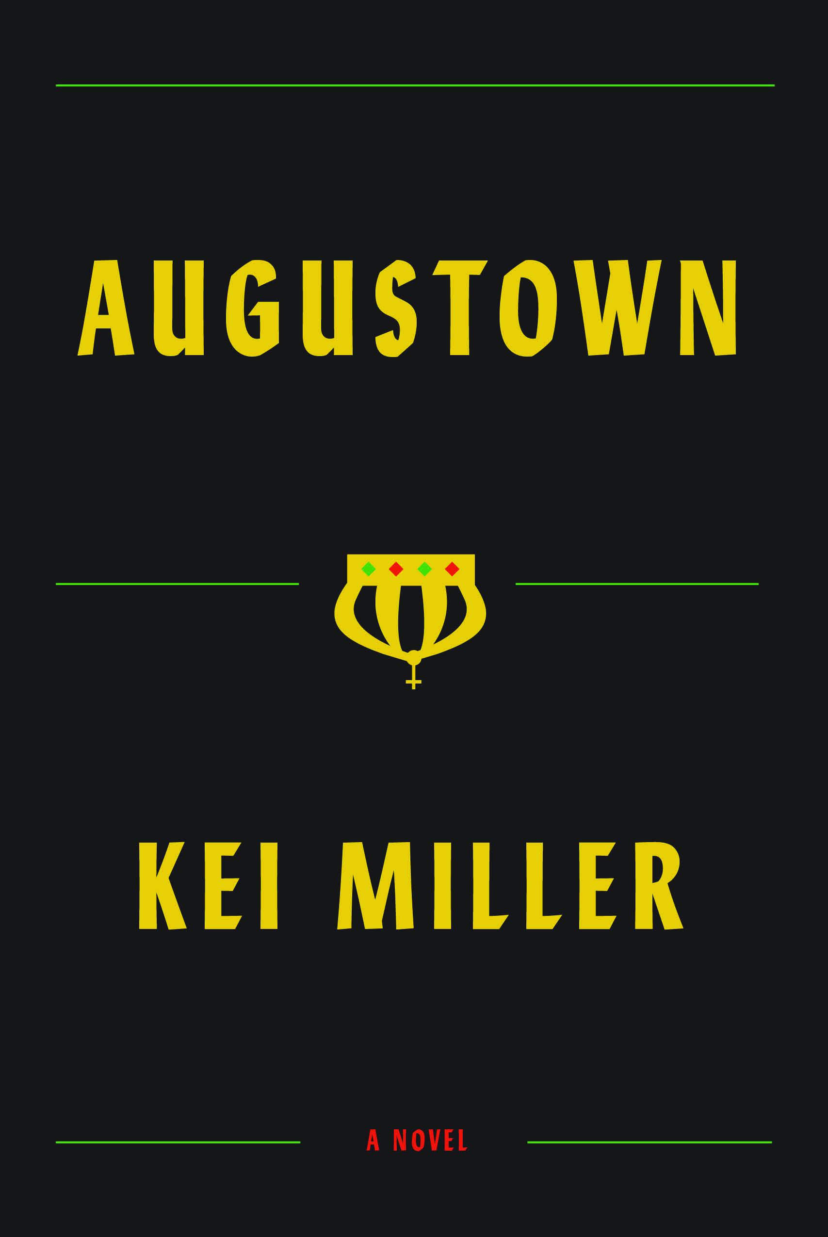 Book Launch: Augustown by Kei Miller — in conversation w/ Joshua Jelly-Schapiro