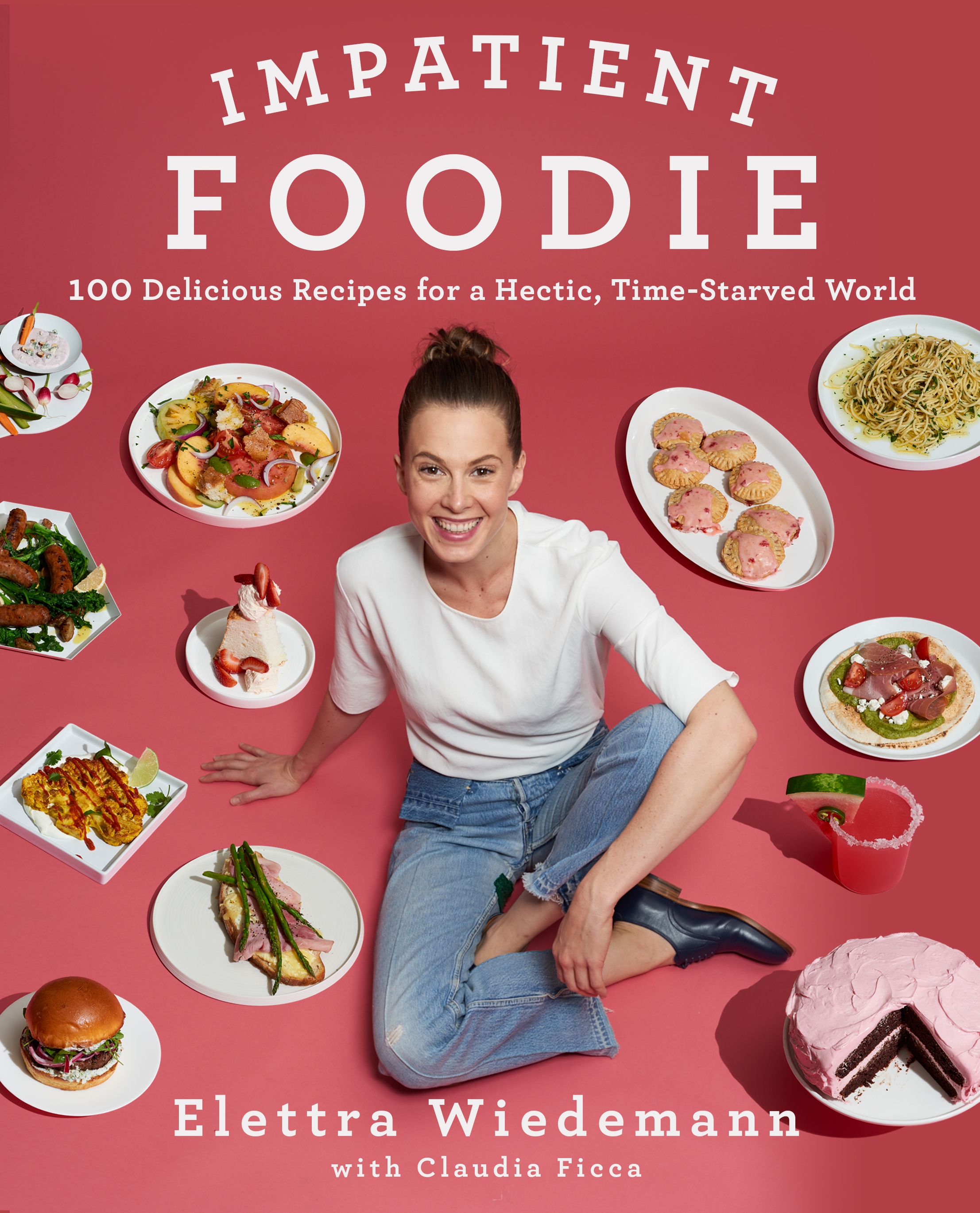 Book Launch: Impatient Foodie by Elettra Wiedemann — in conversation w/ Kerry Diamond of Cherry Bombe