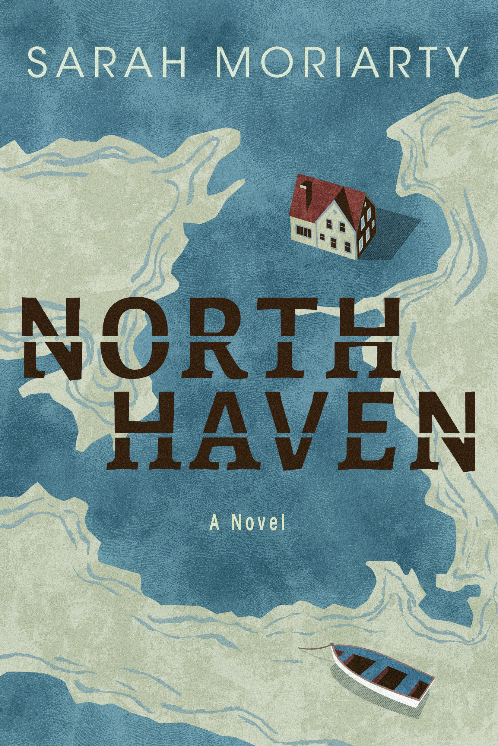 Book Launch: North Haven by Sarah Moriarty — in conversation w/ Siobhan Adcock