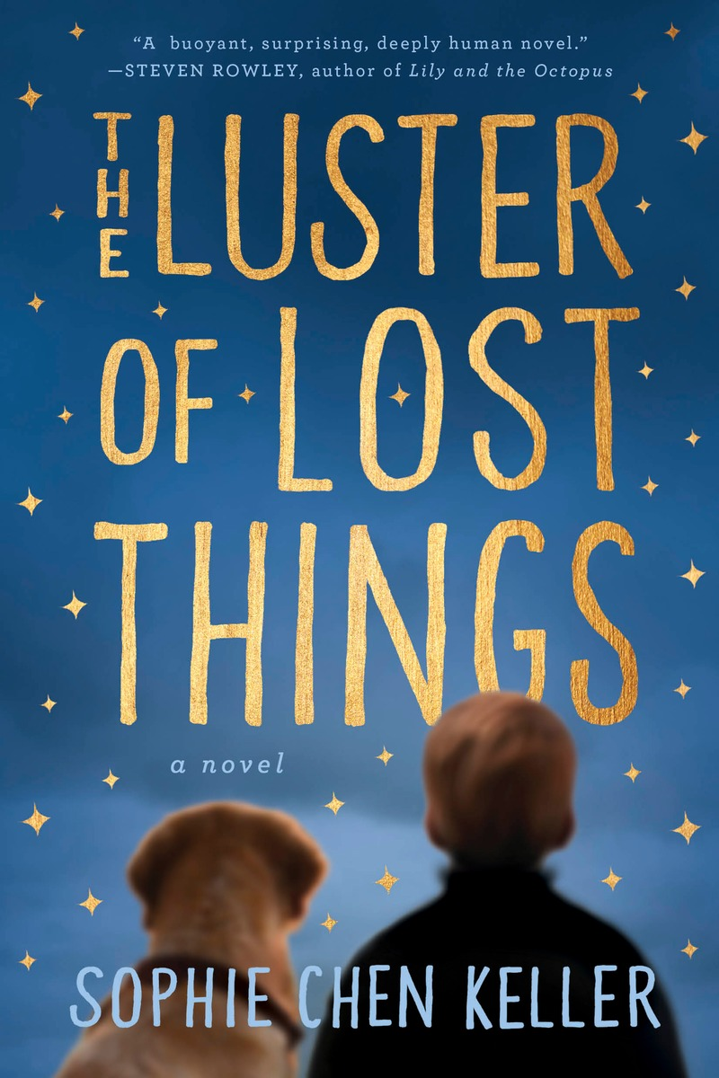 Book Launch: The Luster of Lost Things by Sophie Chen Keller — in conversation w/ Val Emmich