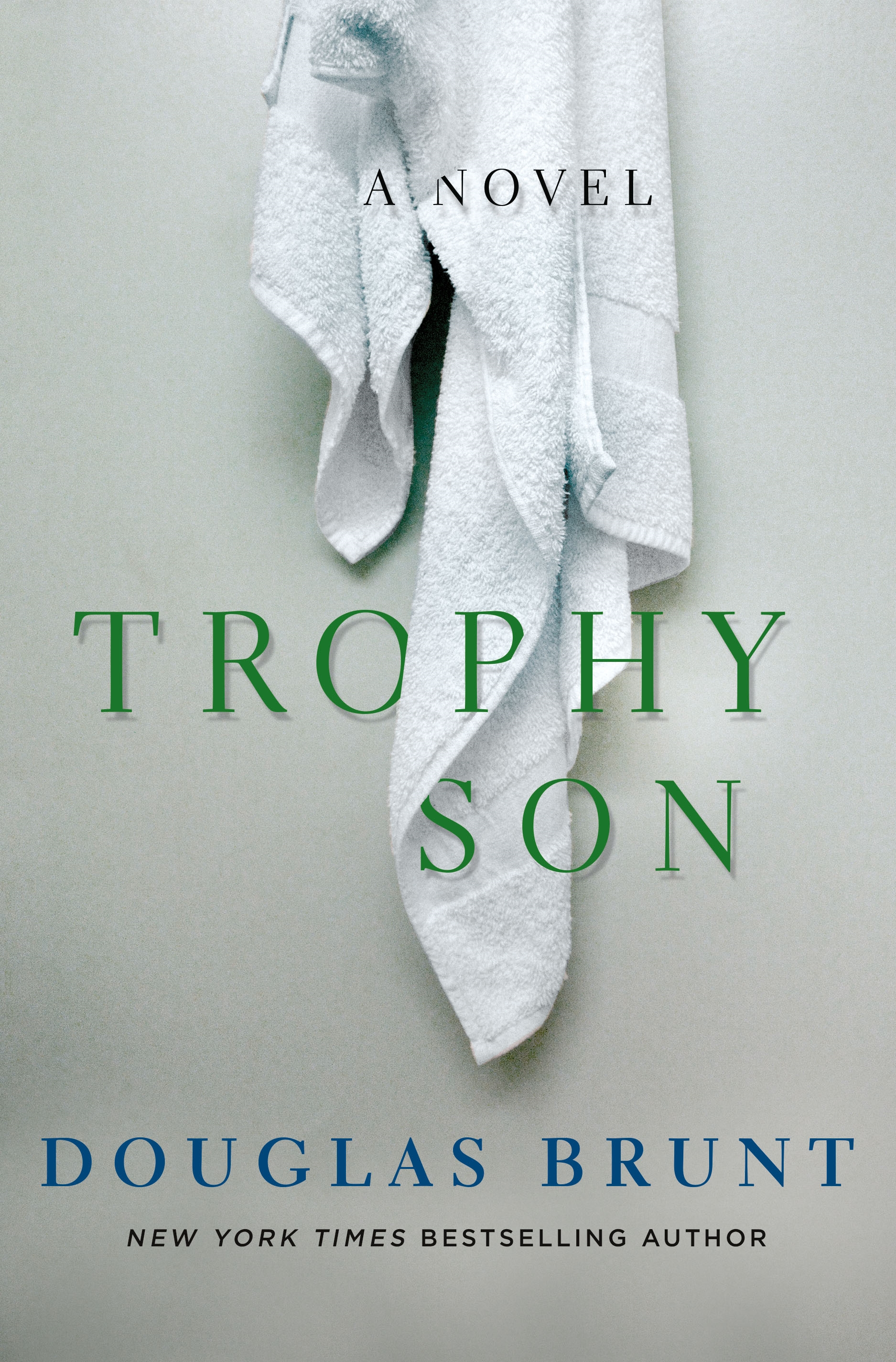 Book Launch: Trophy Son by Douglas Brunt — in conversation w/ Amor Towles