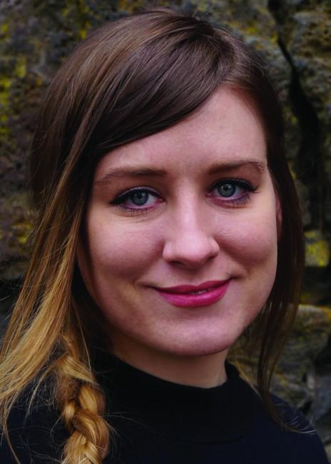 Chelsea Martin author photo – credit Ian Amberson