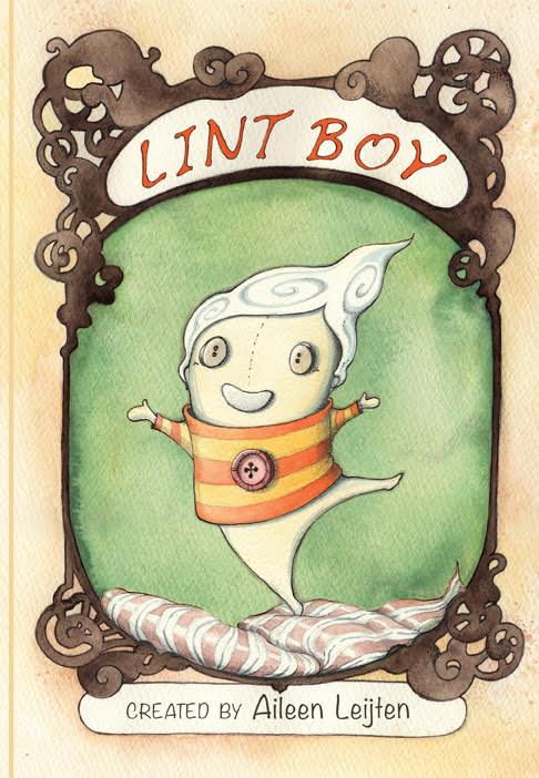 Book Launch: Lint Boy by Aileen Leijten