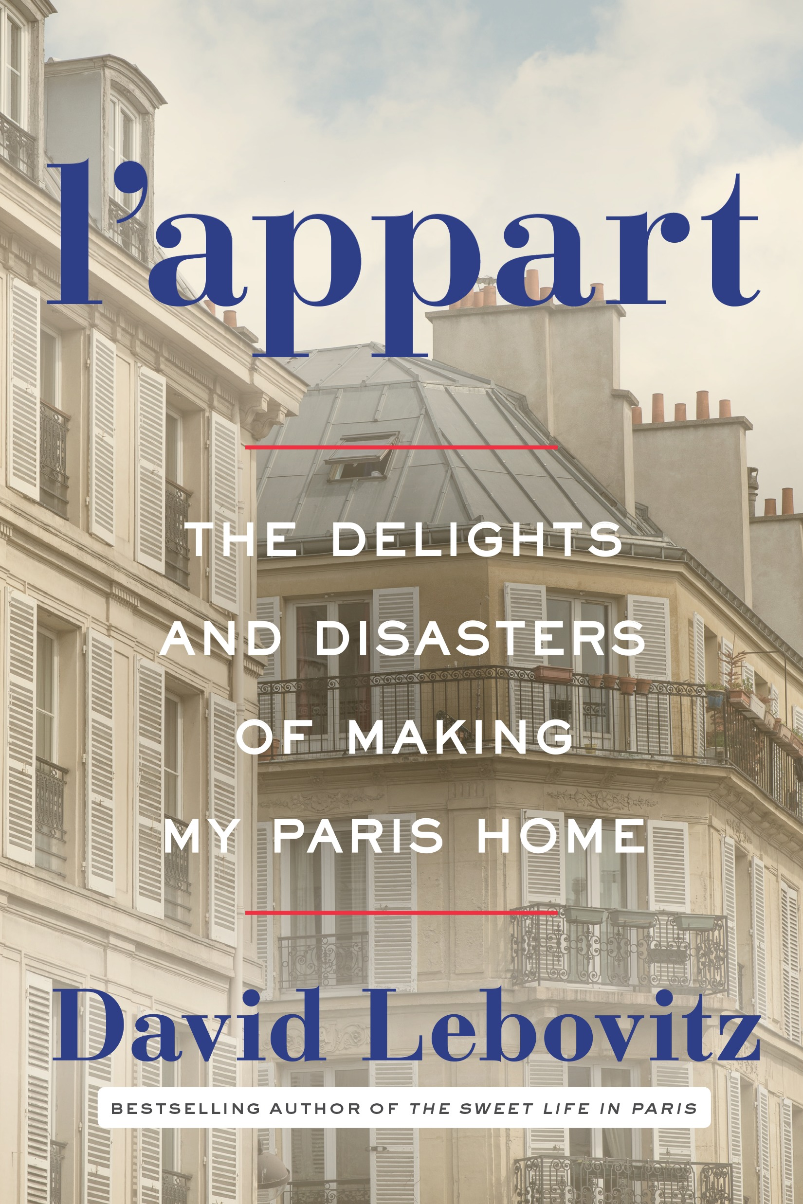 Book Launch: L'Appart by David Lebovitz