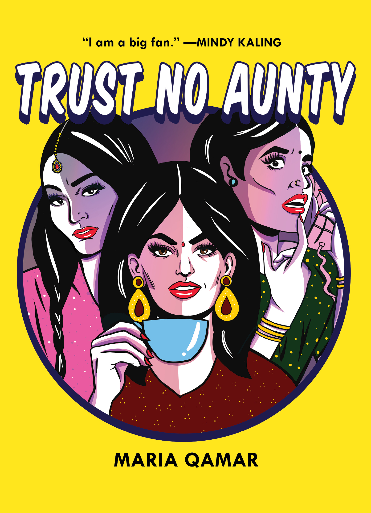 Book Launch: Trust No Aunty by Maria Qamar